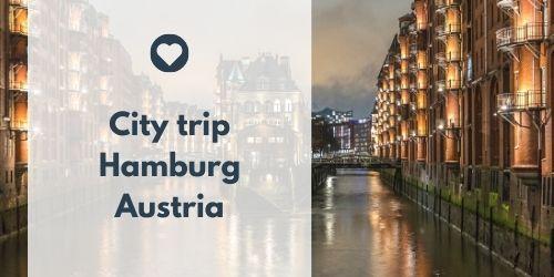 City trip Hamburg