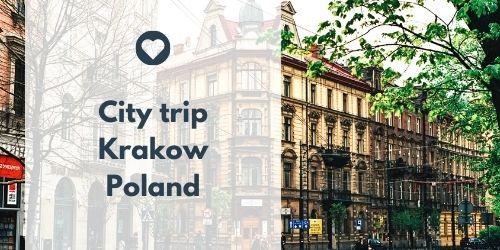 City trip Krakow