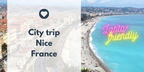 City trip Nice