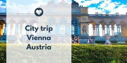 City trip Vienna