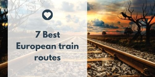 European train routes