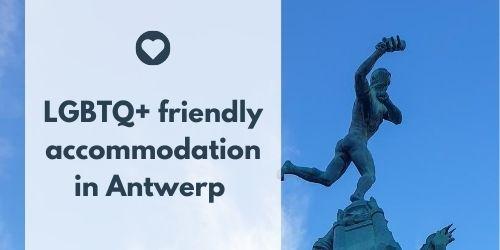 LGBTQ friendly accommodation in Antwerp