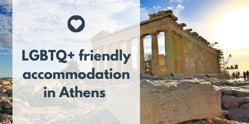 LGBTQ friendly accommodation in Athens