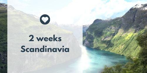 Scandinavia in 2 weeks