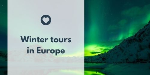 Winter tours in Europe