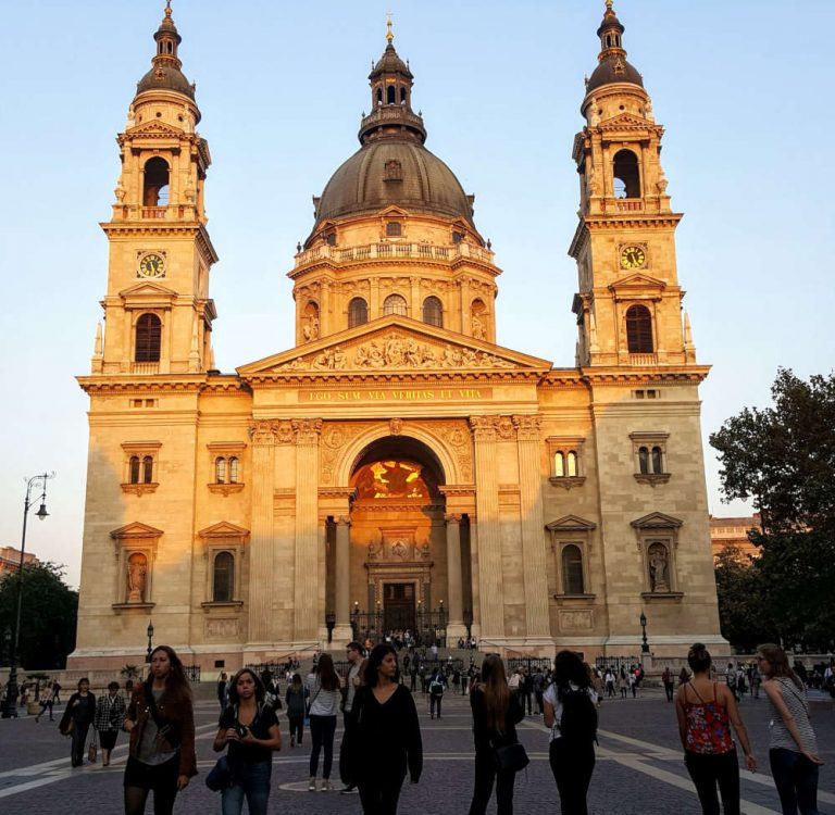 Budapest Basilica St. Stephens