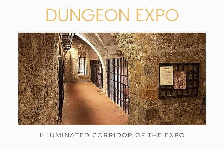 dungeon expo