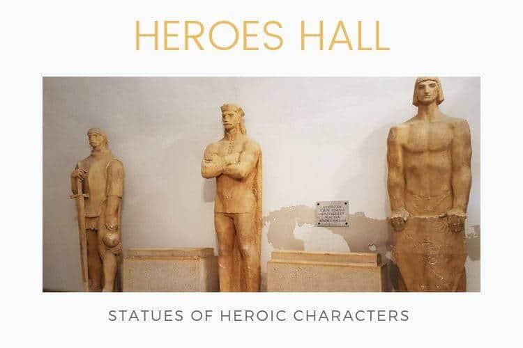 Heroes hall
