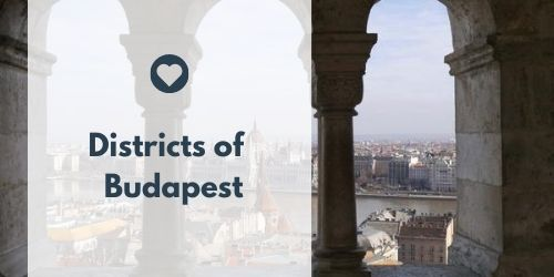 Districts of Budapest