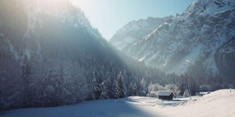 Chalets in Austria