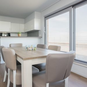 Penthouse for 4 people with seaview