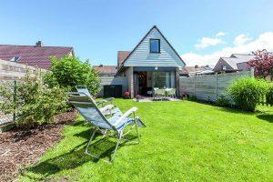 Vakantie accommodatie Bredene Belgische kust,Vlaanderen,West-Vlaanderen 4 personen