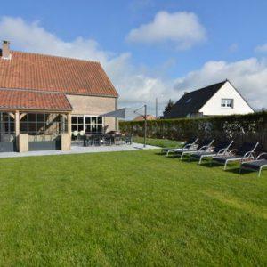 Vakantie accommodatie Middelkerke Belgische kust,Vlaanderen,Westhoek,West-Vlaanderen 10 personen