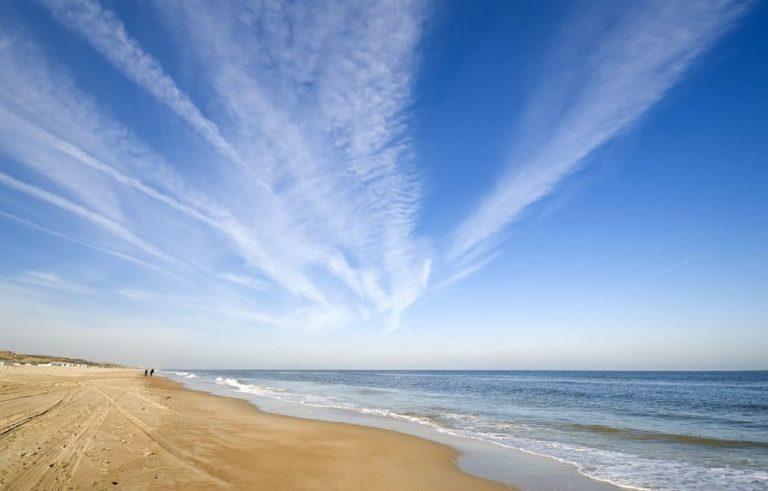 Beaches in Belgium