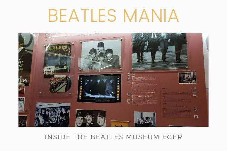 Beatles mania