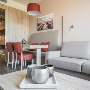 Essential Suite - 5p | Sleeping corner - Sofa bed