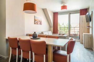 Comfort Suite - 7p   Bedroom - Sleeping corner - Sofa bed