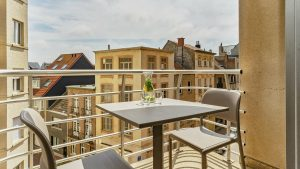 Essential Suite - 2p   Double bed   Balcony - City view