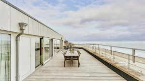 Penthouse - 10p   3 Bedrooms - Sleeping corner   Rooftop terrace - Sea view